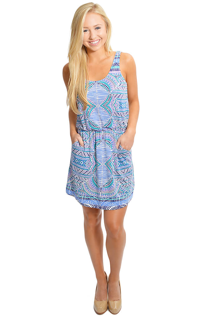 Tart Felicty Dress - KK Bloom Boutique