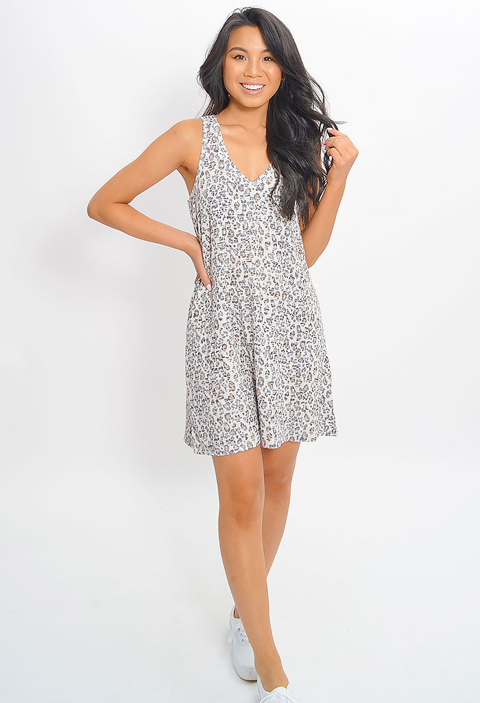 The Leopard Breezy Dress