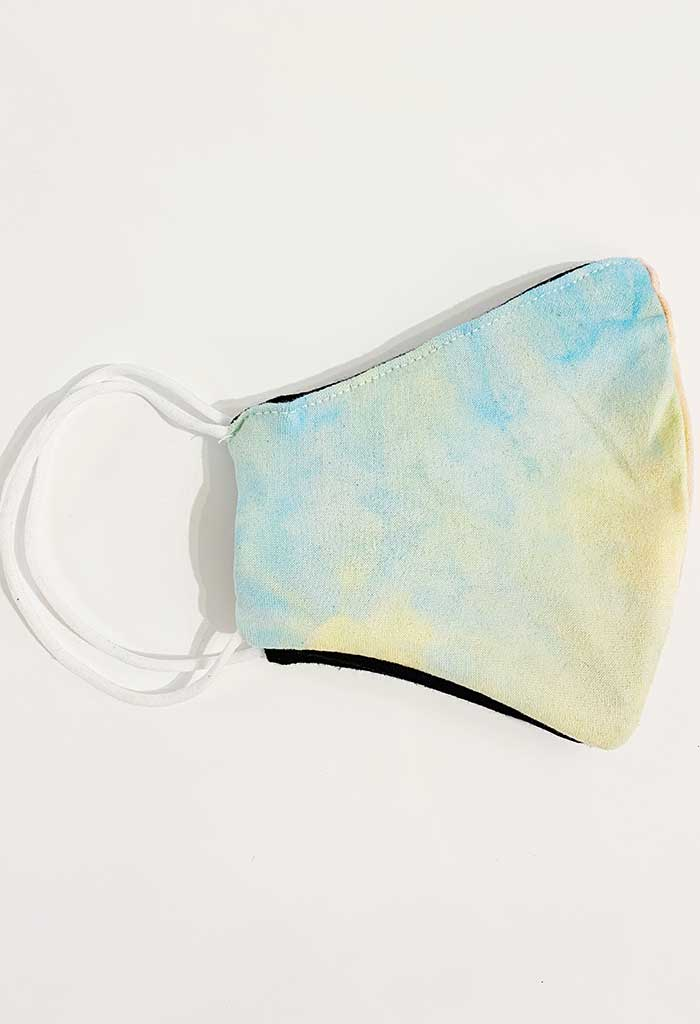 Tie Dye Pastel Reusable Mask