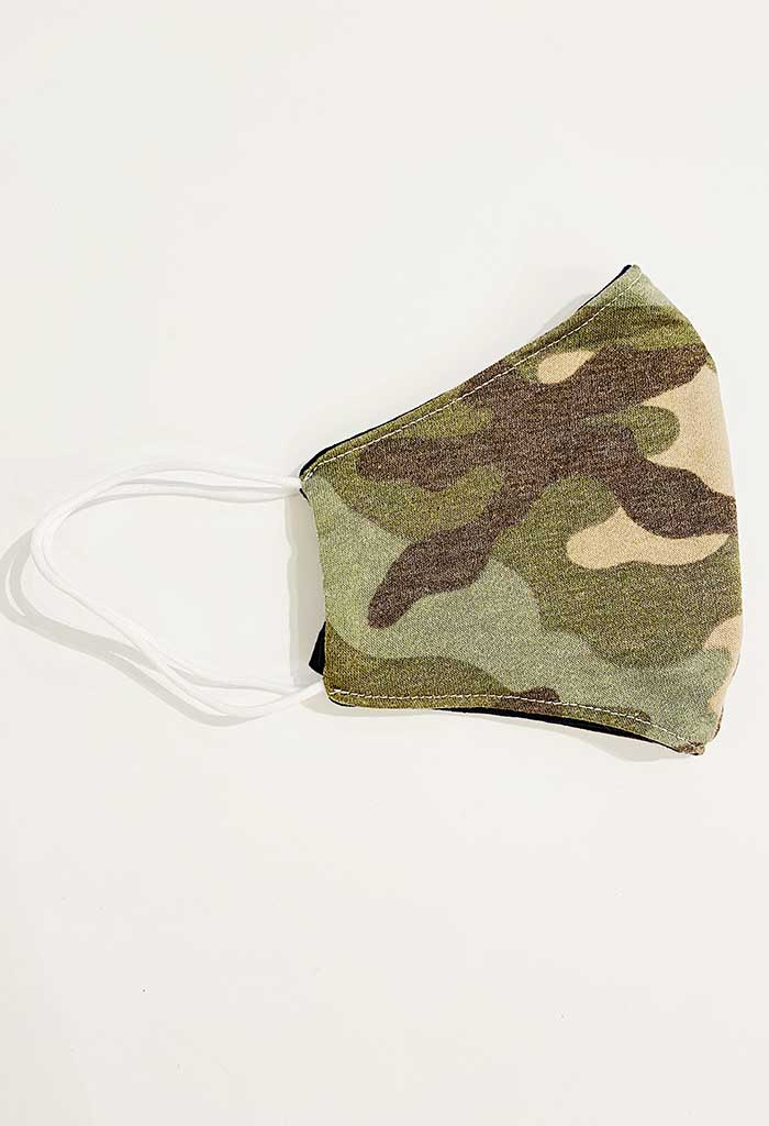 Camo Reusable Mask