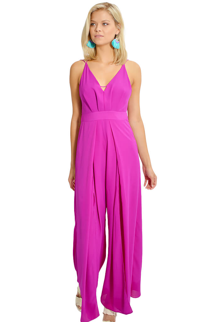 She and Sky Dubai Jumpsuit - KK Bloom Boutique