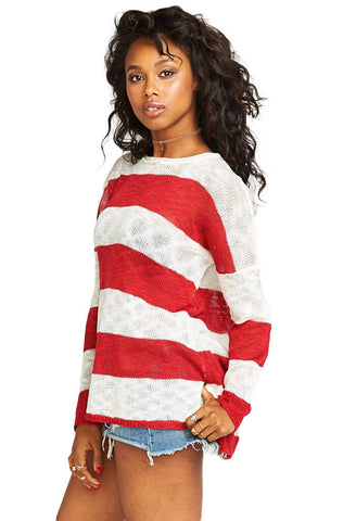 Bonfire Sweater - Stripes