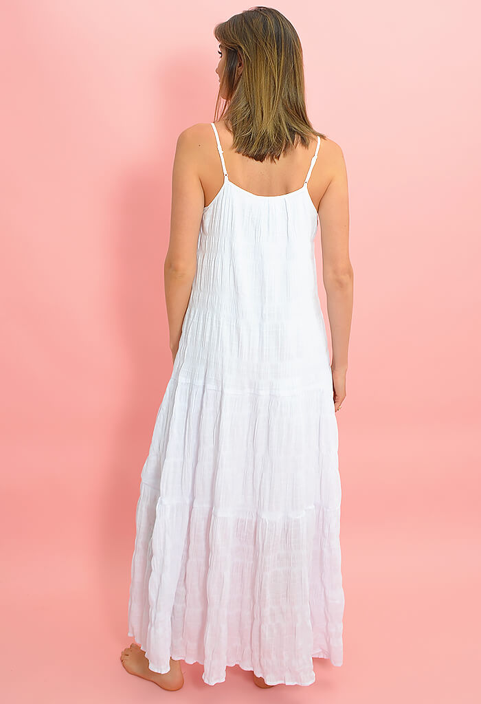 Roman Holiday Maxi Dress