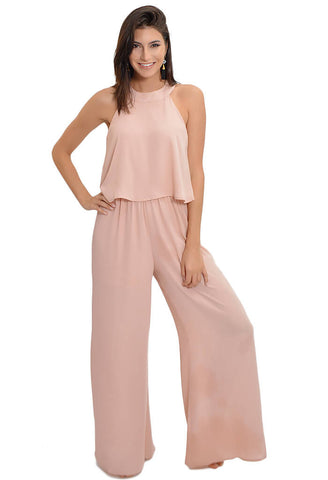 Love Rose Jumpsuit
