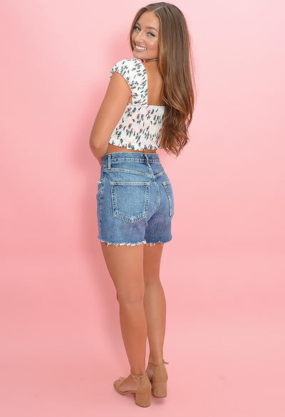 Reese Relaxed Cutoff Short in Precision