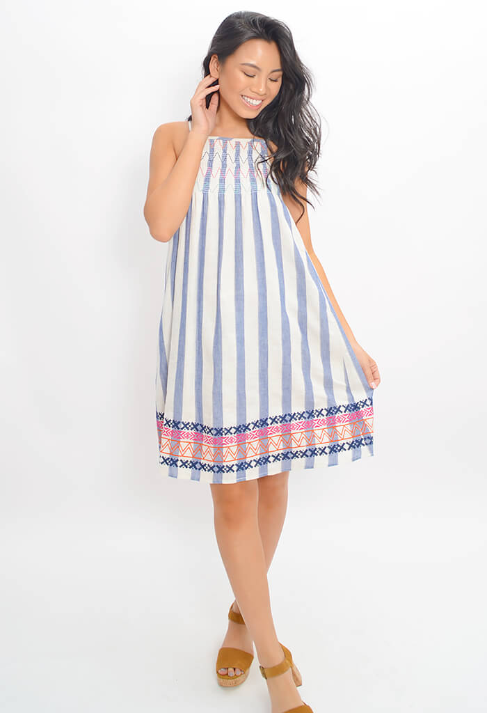 Sail Away With Me Dress