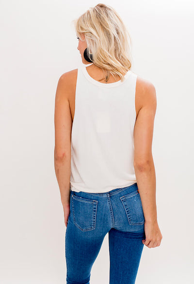 Free People Coziest Tank - KK Bloom Boutique