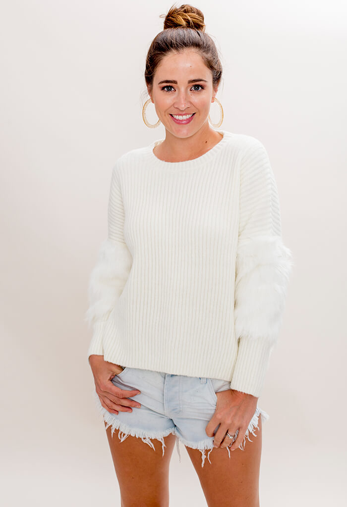 The Room Dream Sweater - KK Bloom Boutique