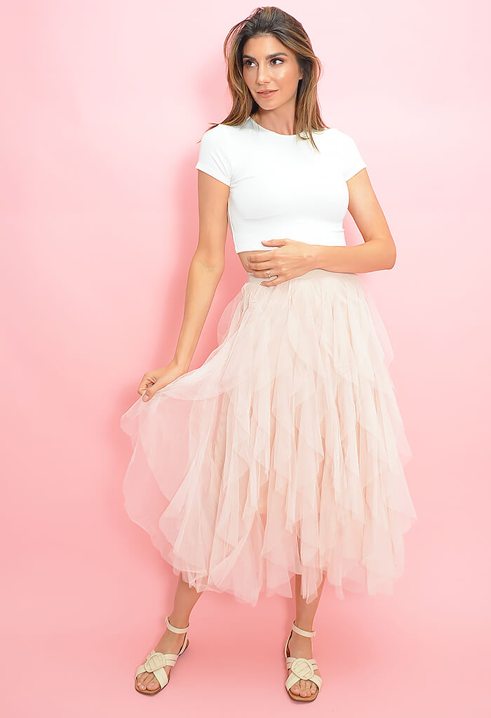 Ballet Slipper Skirt