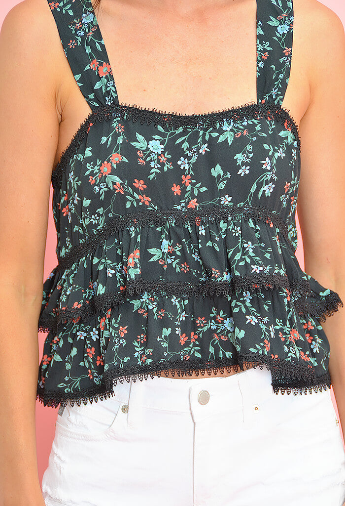 Alice Frill Blouse
