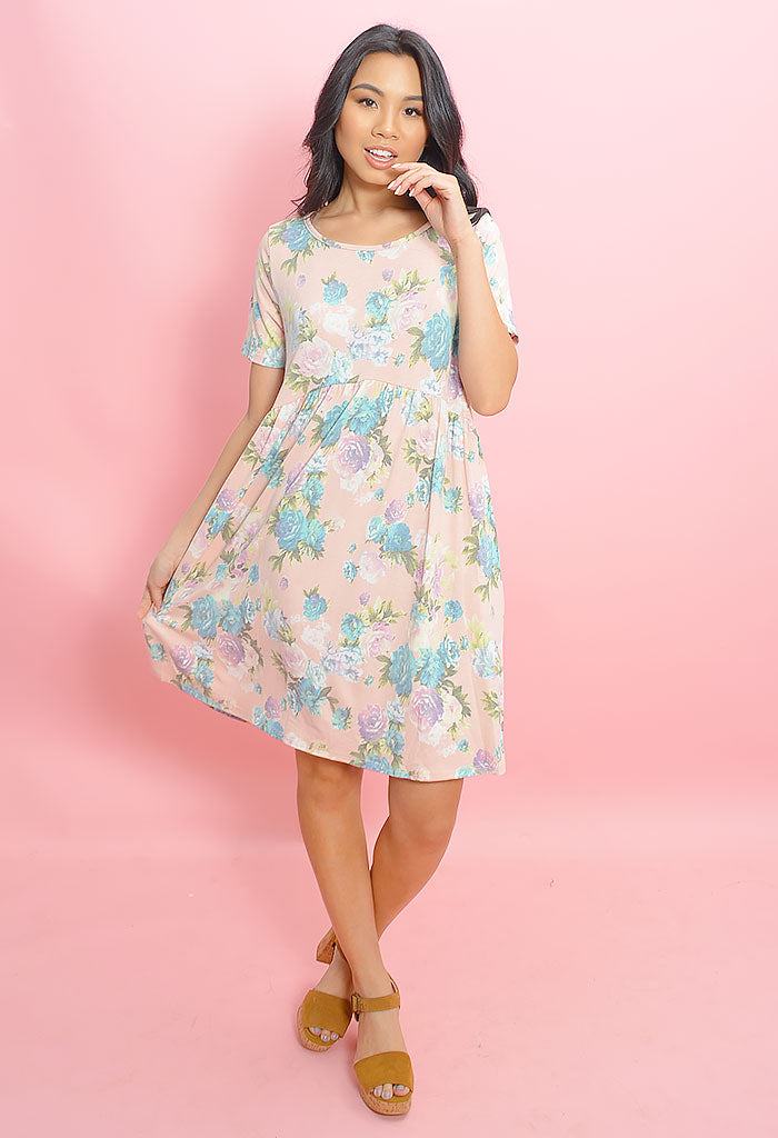 Blossom Day Dress