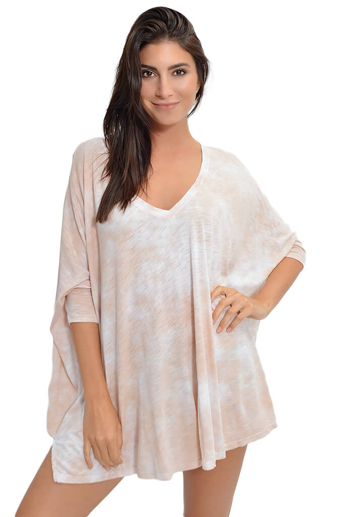 Show Me Your Mumu Elliot Slouch Shirt-front