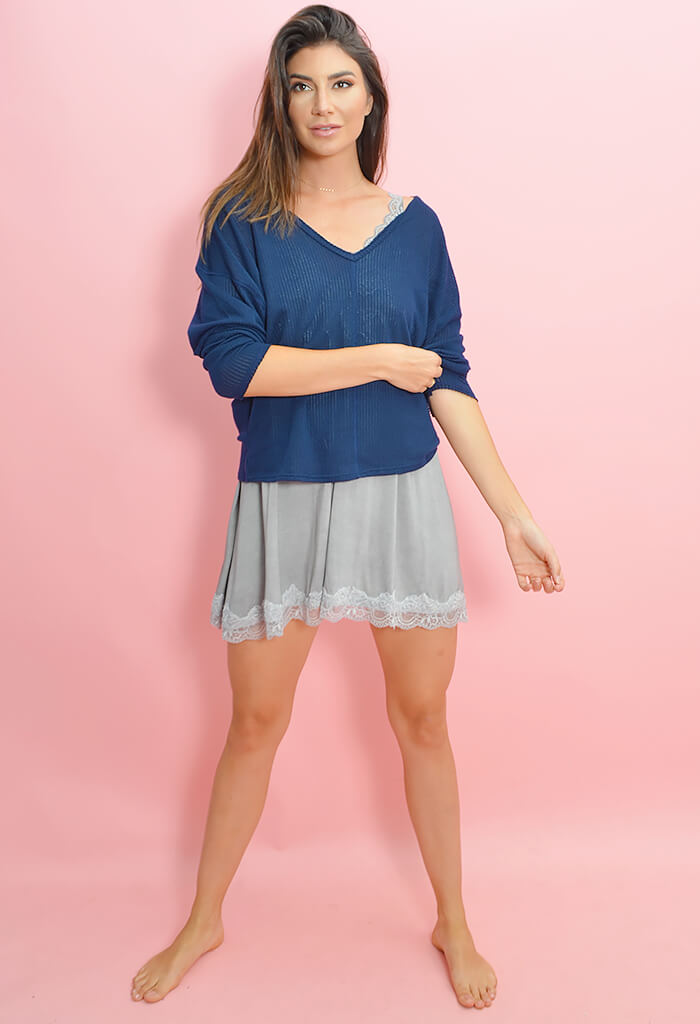 Giva Knit Top