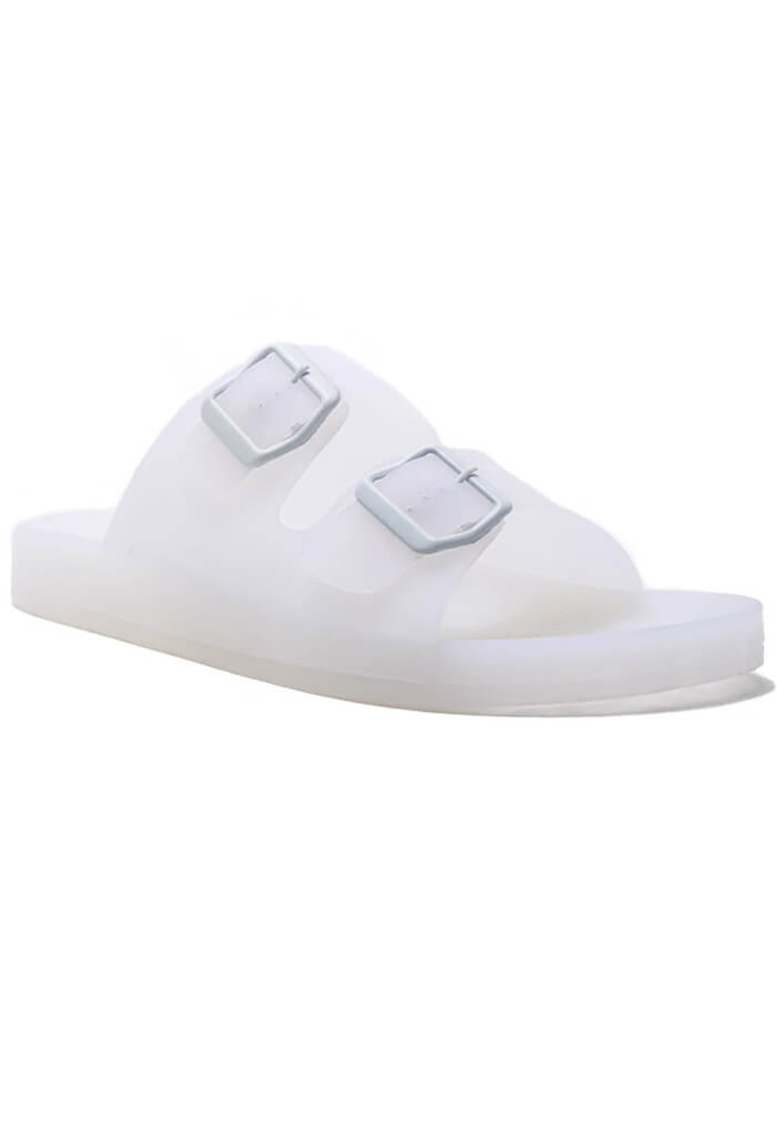 Frosty Jelly Band Sandal