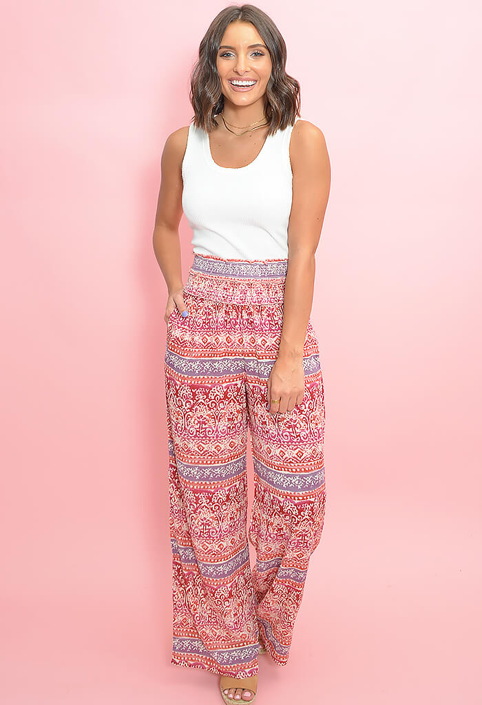 Bali Nights Pants
