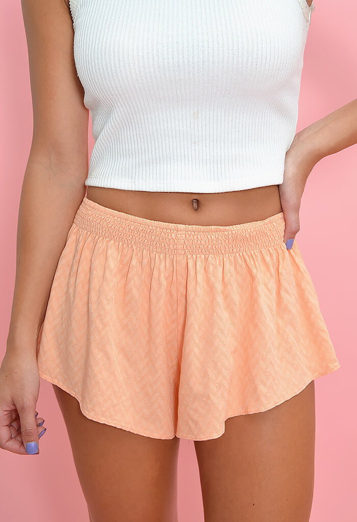Sunset Shorts-Sherbet