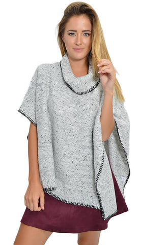 Cup Kate Poncho