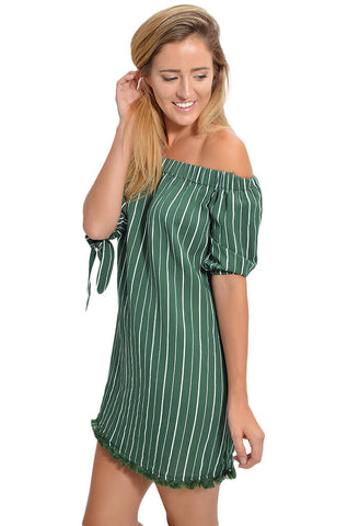 Stripe Tulum Dress