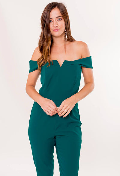 Adelyn Rae Alana Jumpsuit - KK Bloom Boutique