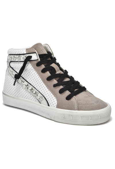 Gadol High Top-Taupe
