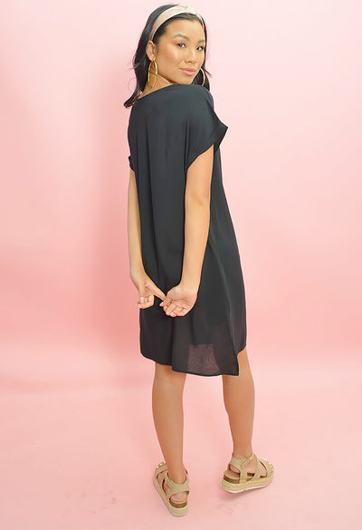 Essential Dress-Black