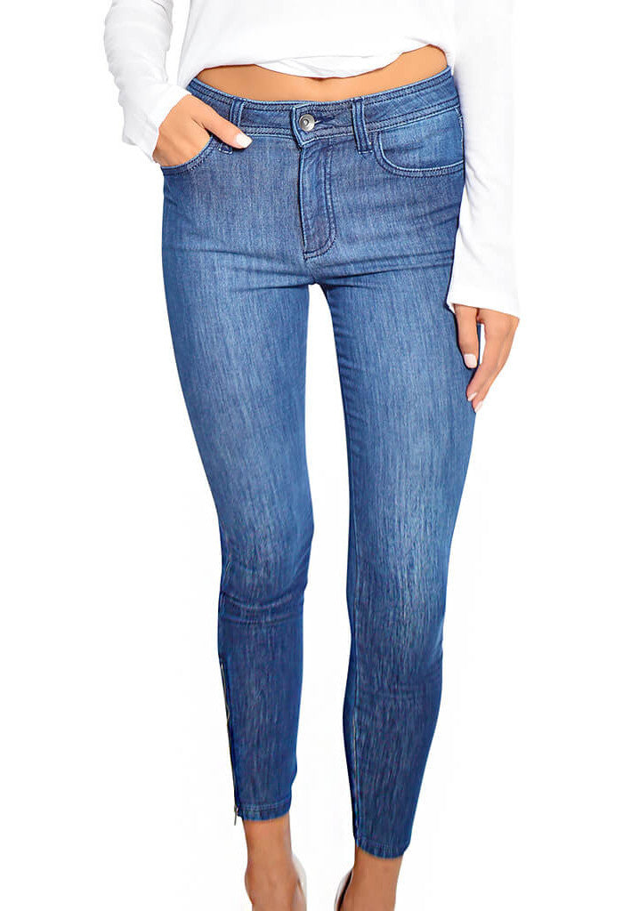 Splendid Denim Daze Jeggings-front