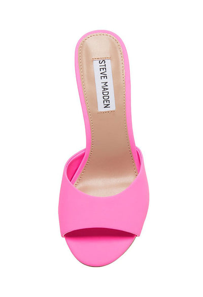 Erin Dress Sandal-Pink Neon