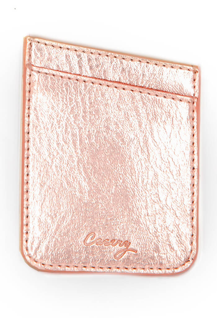 Phone Pocket-Rose Gold