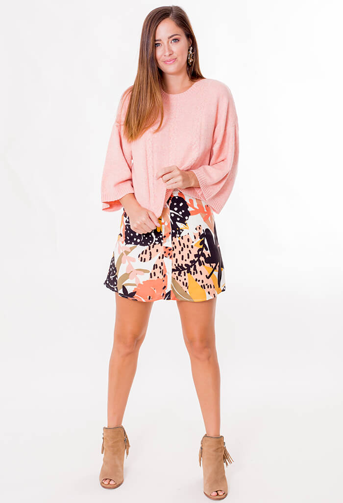 Fever Mini Skirt
