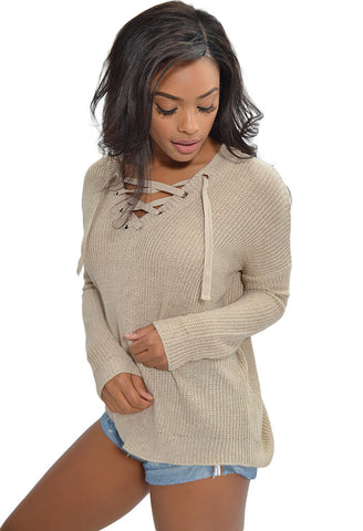 Williard Sweater - Tan