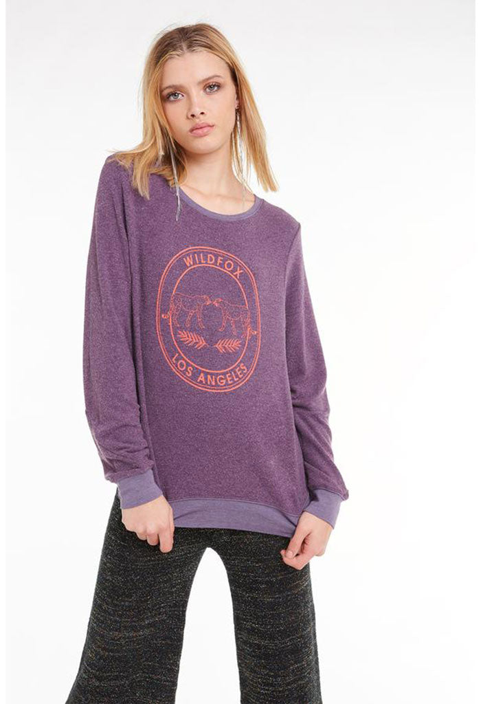 Wildfox Los Angeles Baggy Beach Jumper
