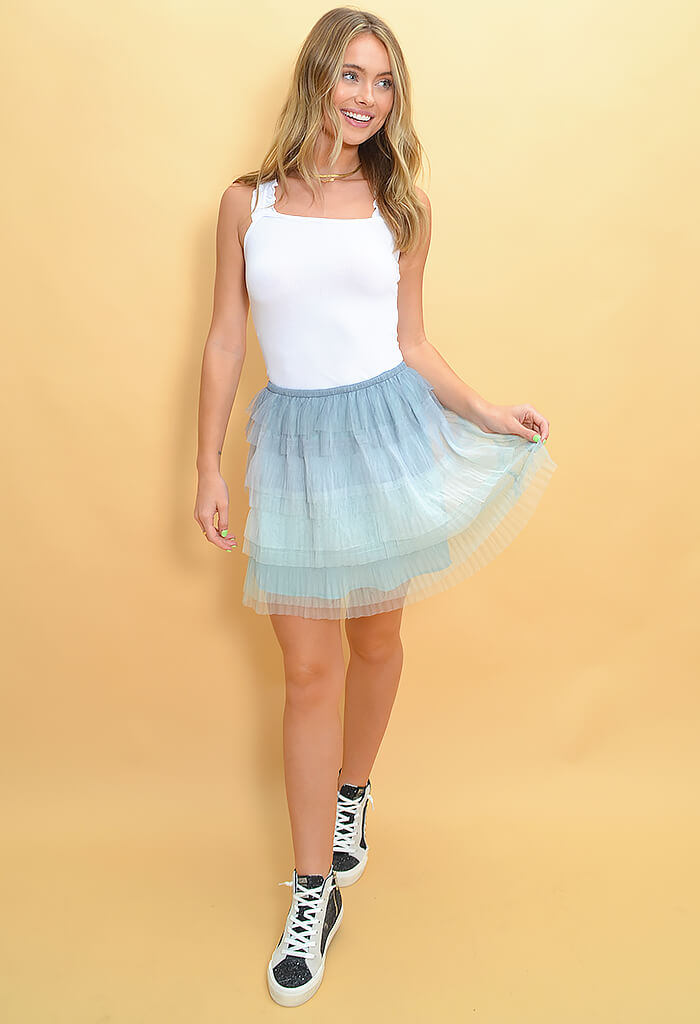 Swan Lake Tulle Skirt