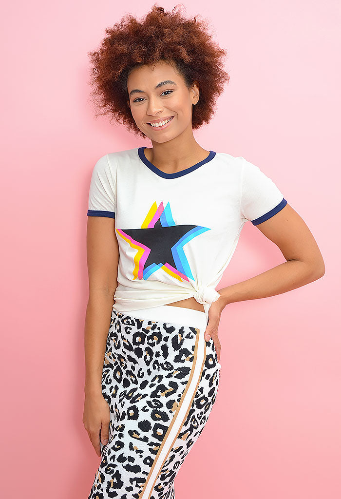 Triple Star Johnny Ringer Tee