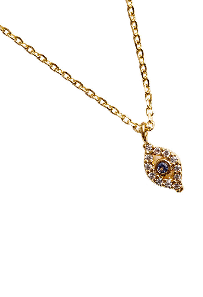 Evil Eye Baby Necklace