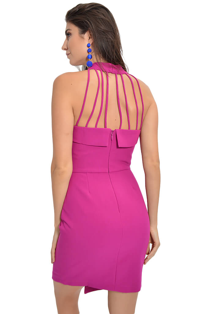 Marlena Halter Dress