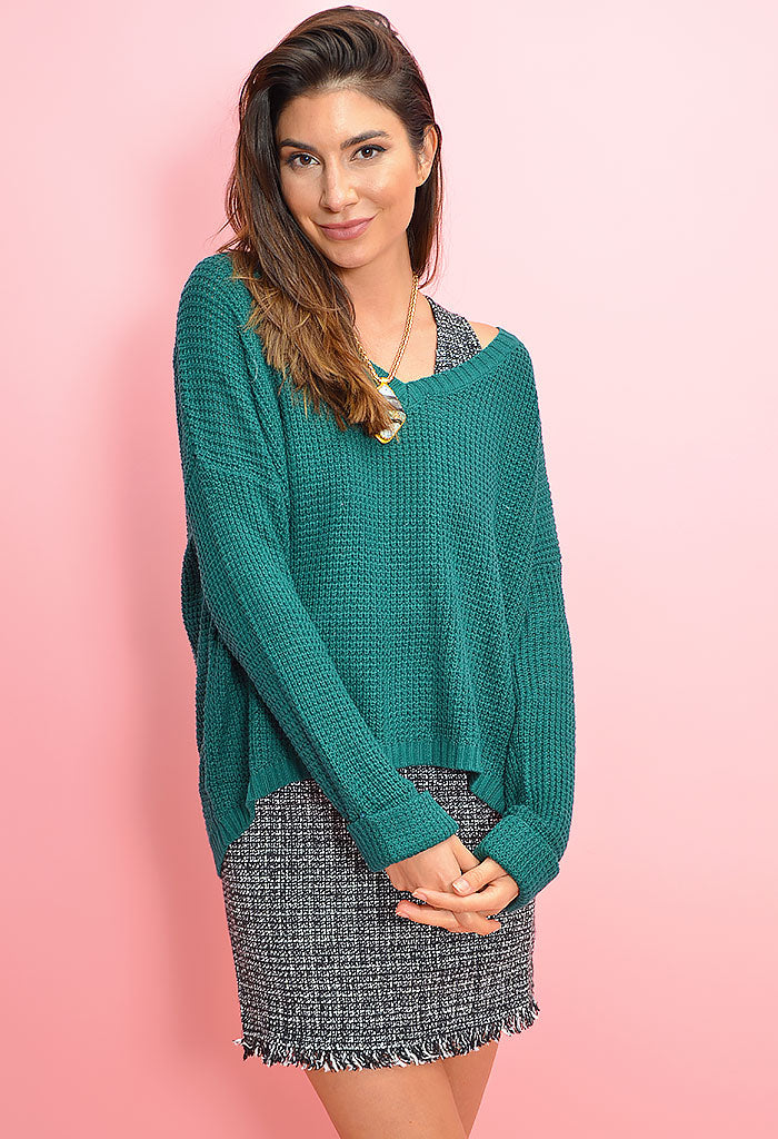 Grayson Knit Jumper