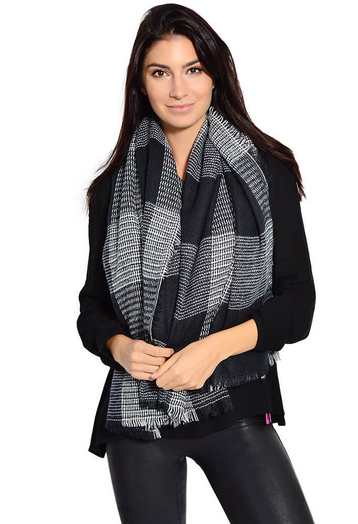 Brooklyn Scarf-black