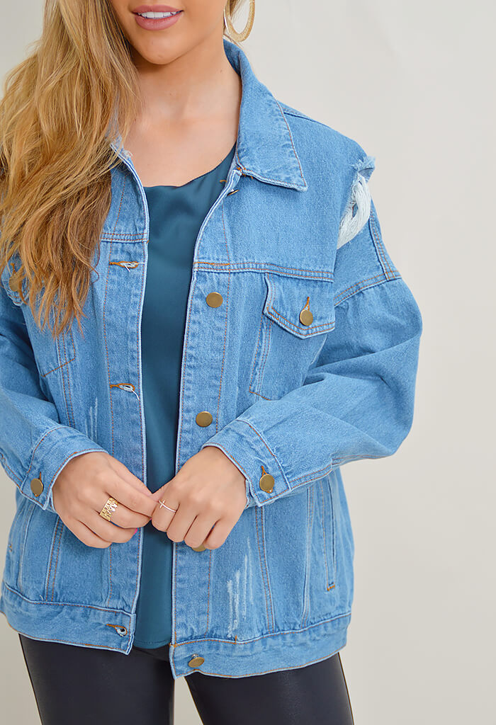 Heidi Denim Jacket