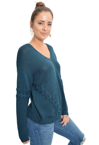 Falling Free Jumper Sweater