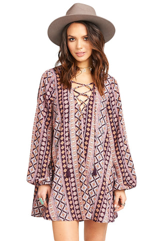 Lightning Bird Tunic - You're Moroccan Me Crazy