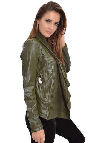 City Limit Jacket - Olive