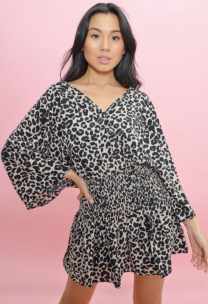 Lennox Tanimal Dress