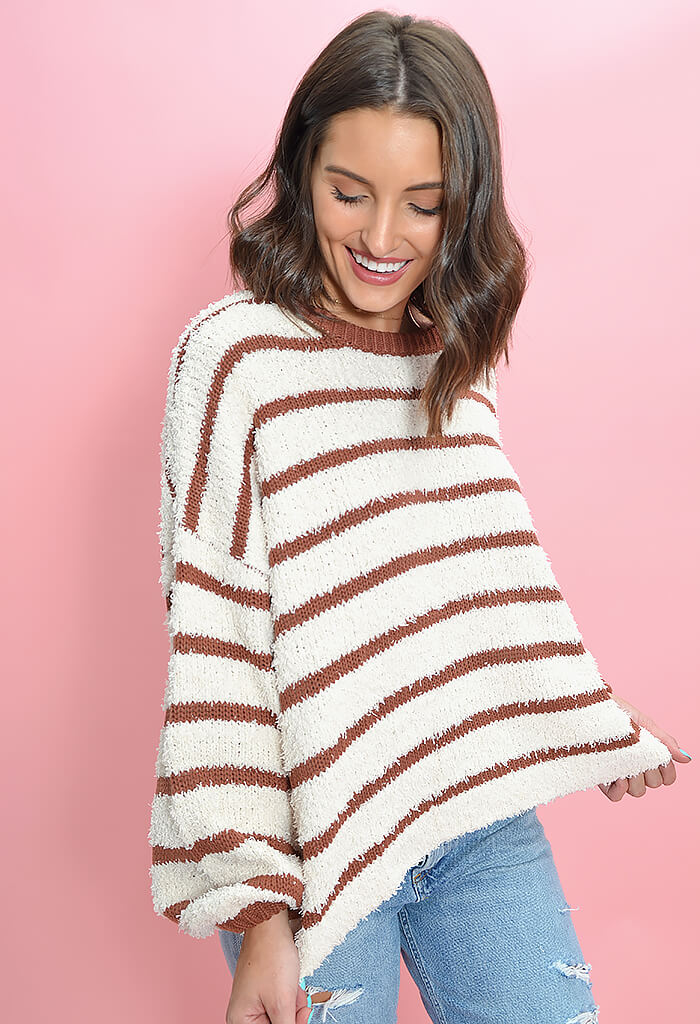 COZY CIDER SWEATER