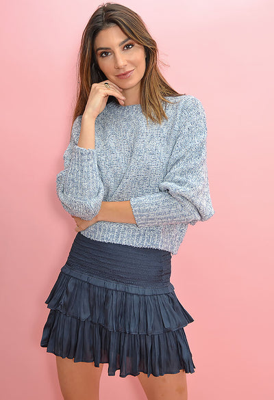 KK Bloom Boutique Cozy Sunday Sweater-front
