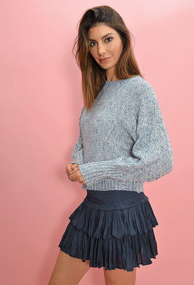 KK Bloom Boutique Cozy Sunday Sweater-side