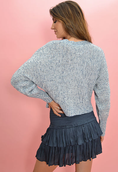 KK Bloom Boutique Cozy Sunday Sweater-back