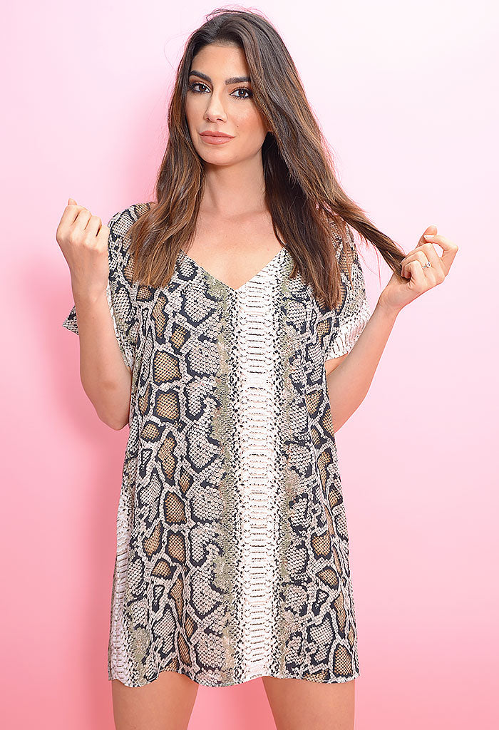 Baker Tunic Dress-Kenya