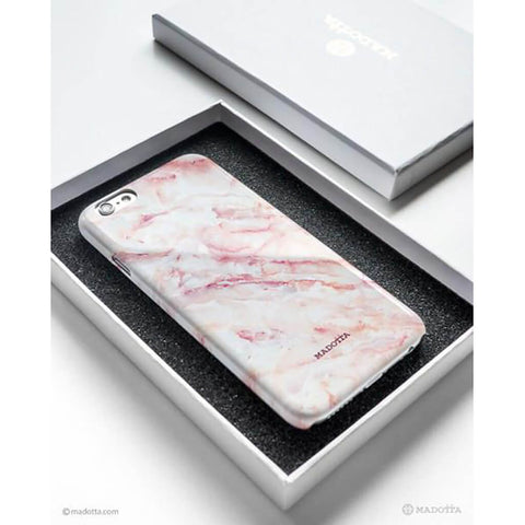Pink Onyx iPhone Case