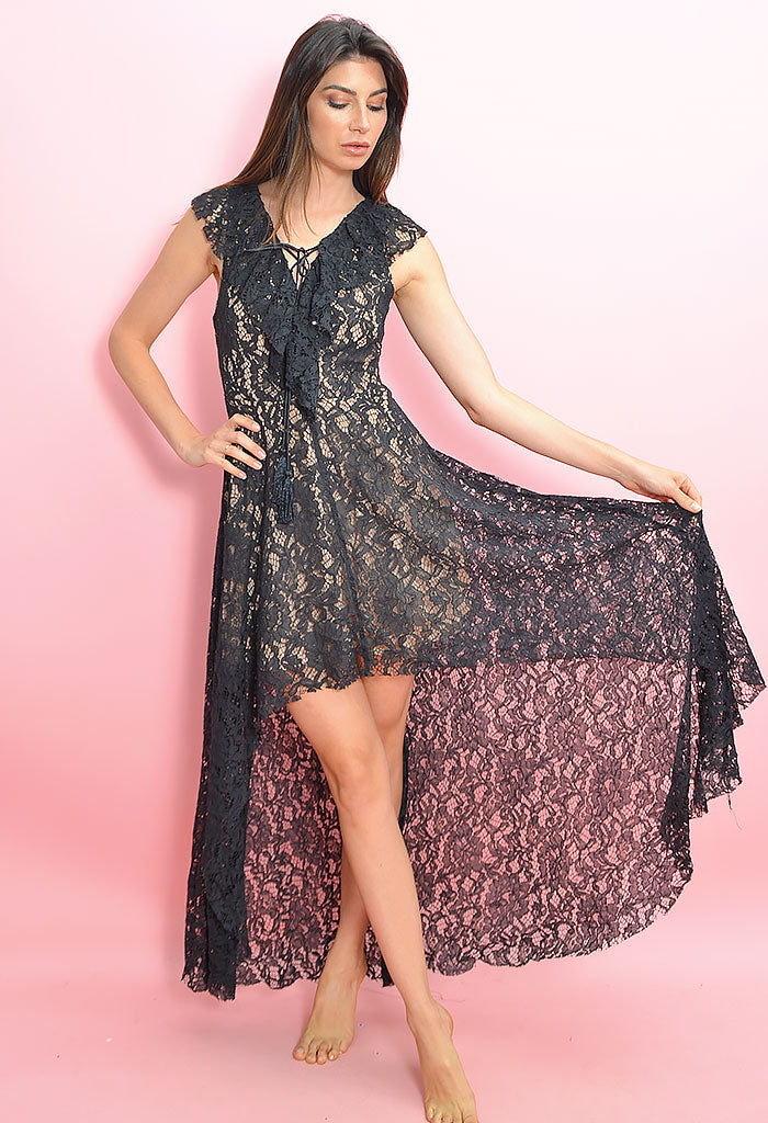Catherine Lace Dress