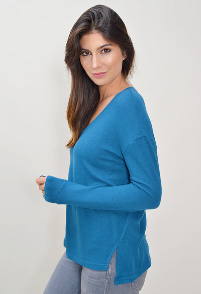Katelin Sweater - Blue